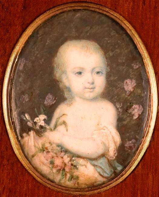 Le physique des enfants de Louis XVI et Marie-Antoinette Boudoi10
