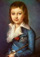 Le physique des enfants de Louis XVI et Marie-Antoinette Louis_11