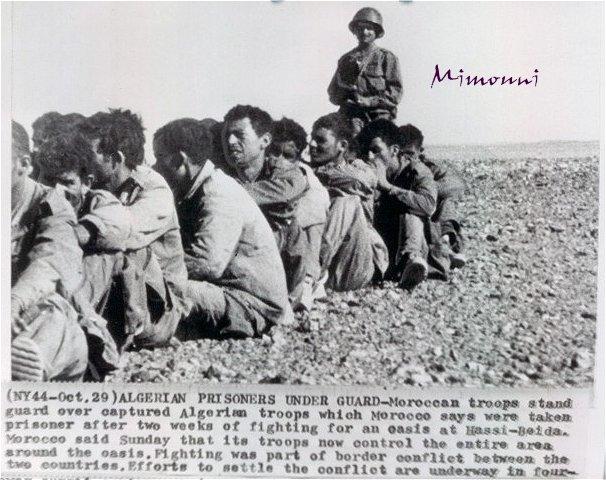 Prisonniers algeriens a Hassi baida sous controle Marocain Mimoun11
