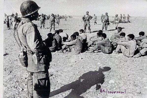 Prisonniers algeriens a Hassi baida sous controle Marocain Mimoun12