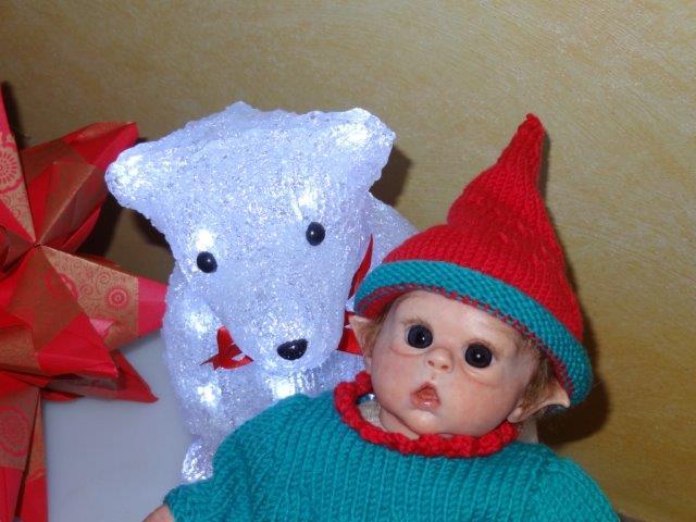 Snowglobe und Mistletoe Dsc01942