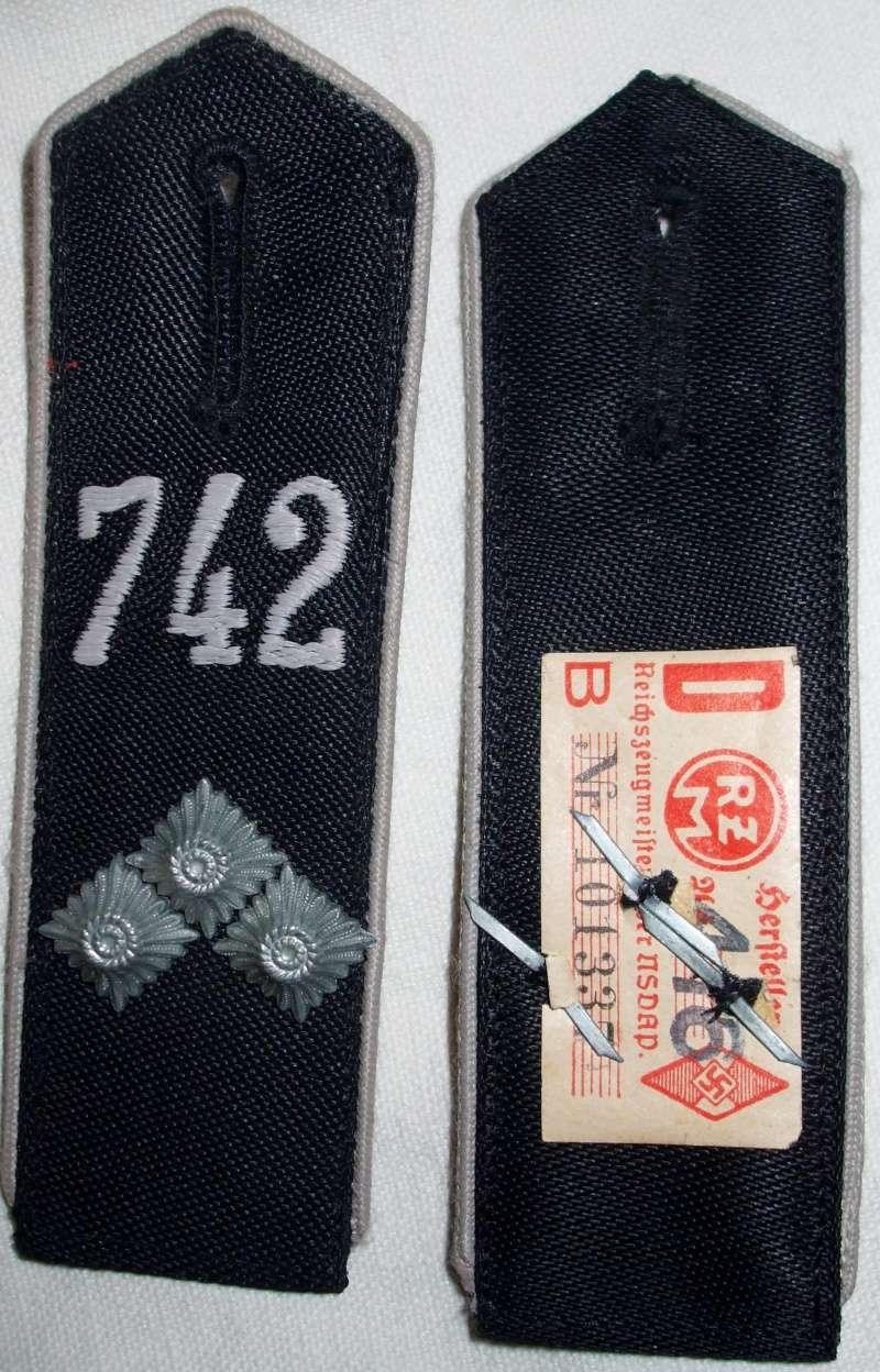 """""""Bann 742 = Rappoltsweiler"""" (Ribeauvillé / Alsace) 02710"""