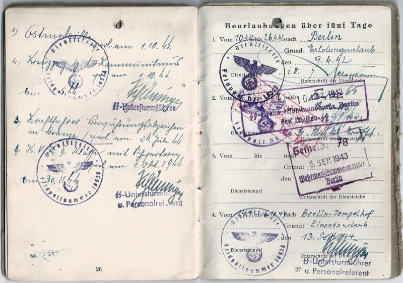 """KommandoBuch"" (1942-1944) 1112"