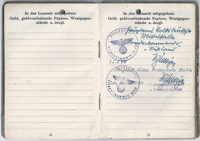 """KommandoBuch"" (1942-1944) 814"