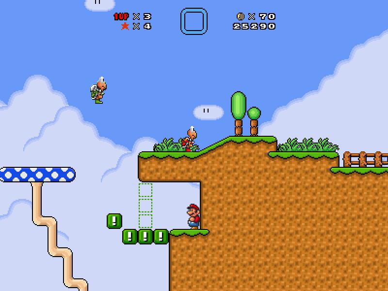 Luigi's Time: Rescue The World - Page 2 L78rev14