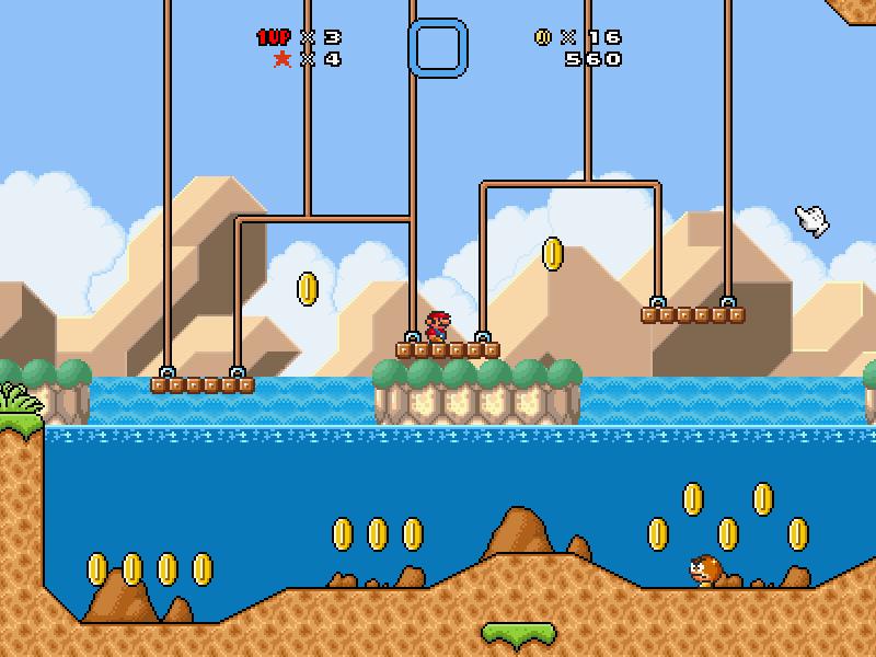 Luigi's Time: Rescue The World - Page 2 L78rev15