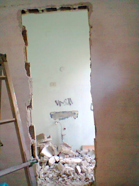 Mi costruisco la casa..!!! Questo si che è più di un restauro... - Pagina 2 Foto0510