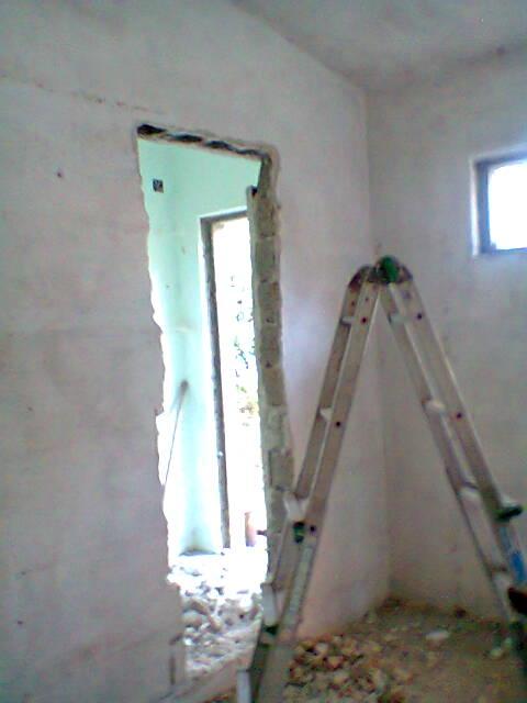 Mi costruisco la casa..!!! Questo si che è più di un restauro... - Pagina 2 Foto0511