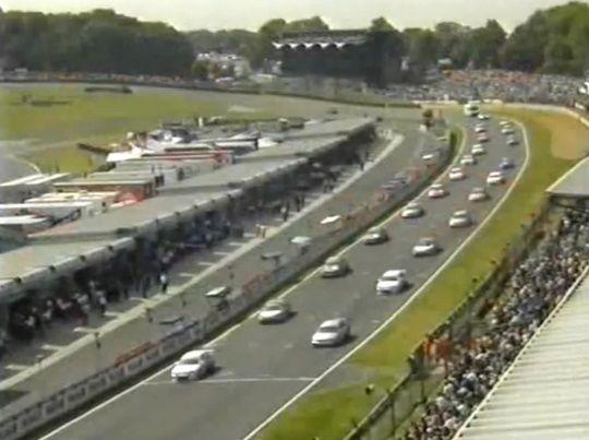 La F1 suit-elle le chemin du BTCC?  110