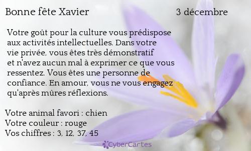 Anniversaire et fete pourquoi pas que du bonheur  Xavier11