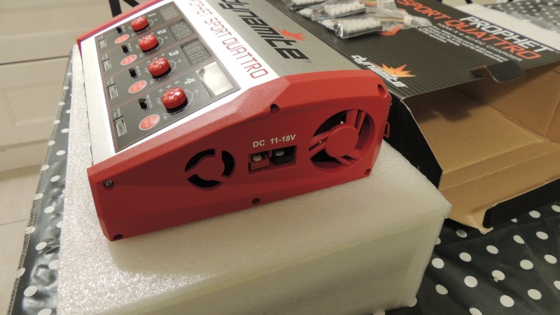 Le Flux HP de Gosraider, Kit différentiel central Alza Racing, Combo Castle Mamba X  - Page 2 Dscn3115