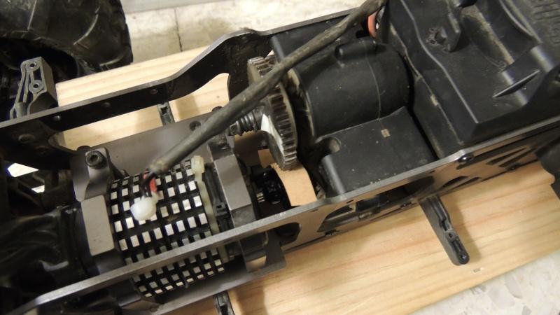 Le Flux HP de Gosraider, Kit différentiel central Alza Racing, Combo Castle Mamba X  - Page 2 Dscn3121