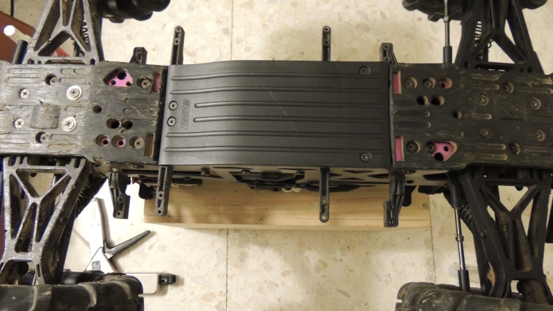 Le Flux HP de Gosraider, Kit différentiel central Alza Racing, Combo Castle Mamba X  - Page 2 Dscn3123