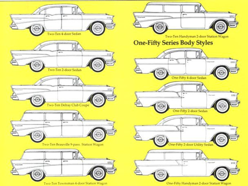 1957 Chevrolet Bel Air décapotable par Revell Other_10
