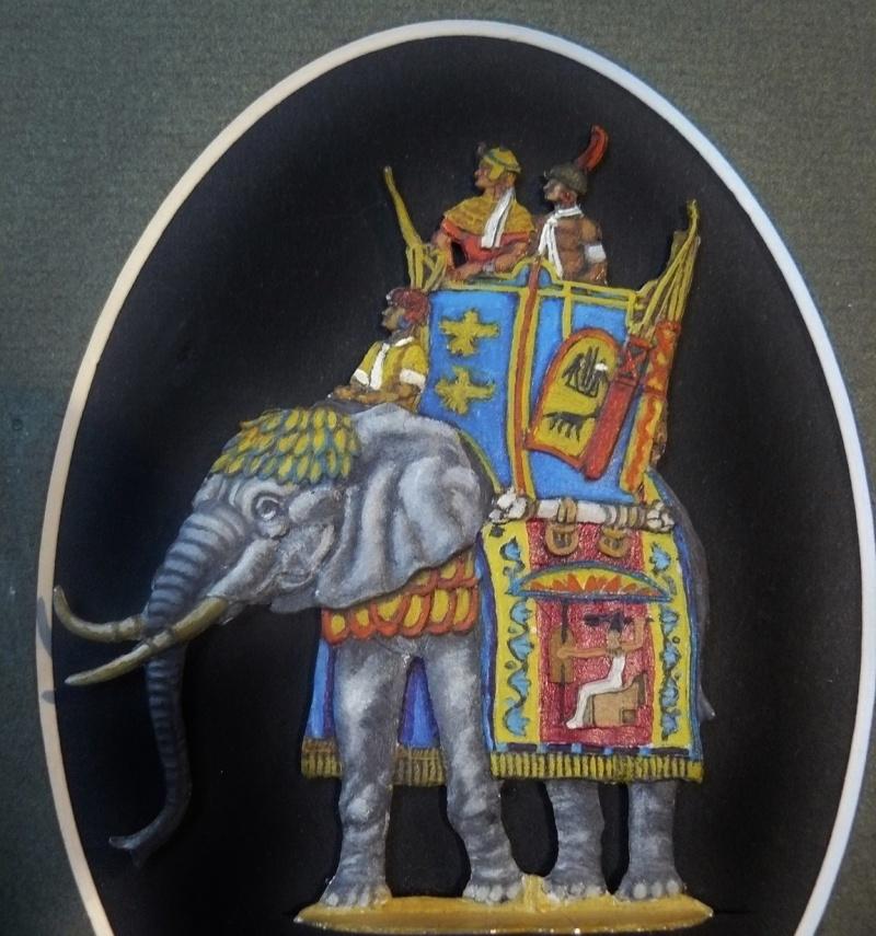 Elephants de guerre - Gottstein - plat 30mm  les 2 finis - Page 2 01710