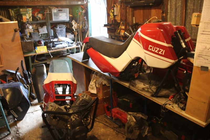 Guzzi 750 NTX revenue de loin Img_9810