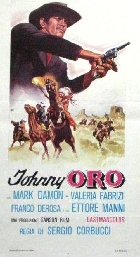 Ringo au Pistolet d'or - Johnny Oro - 1966 - Sergio Corbucci Ringo_10