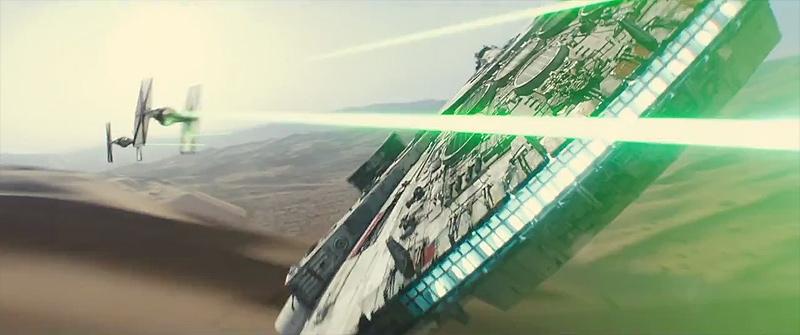 Star Wars - Episode VII *NEWS & GOSSIP* Teaser Trailer on page 3 !! - Page 2 8737410
