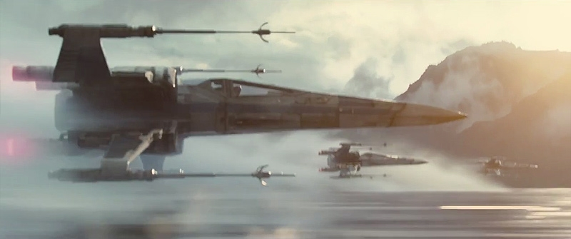 Star Wars - Episode VII *NEWS & GOSSIP* Teaser Trailer on page 3 !! - Page 2 8737910