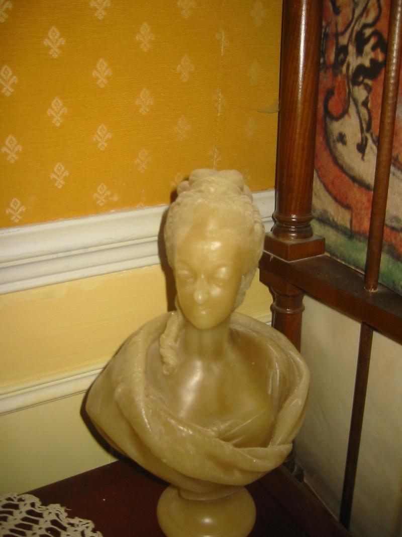 Bustes et représentations en cire de Marie-Antoinette Boizot10