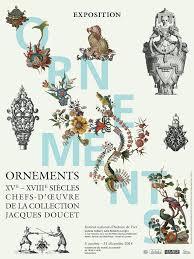 Ornements  XVe - XVIIIe siècle  - Exposition à la BN Sans-t10