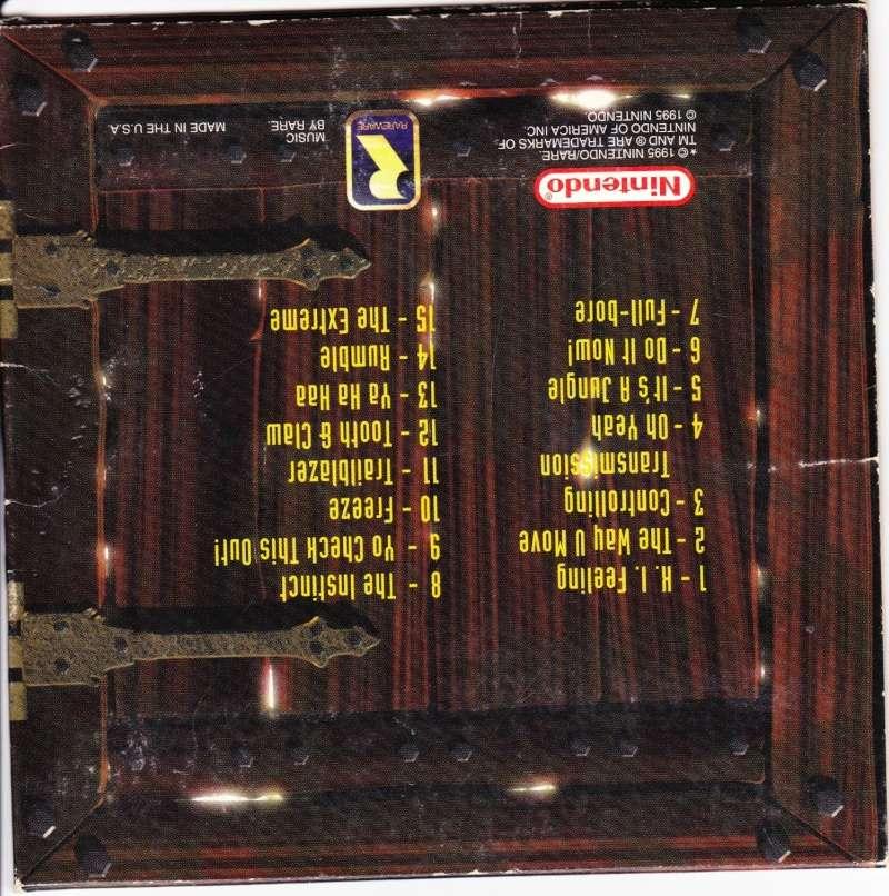 AIDE! Besoin d'un scan pochette CD killer cuts Killer intinct Killer11