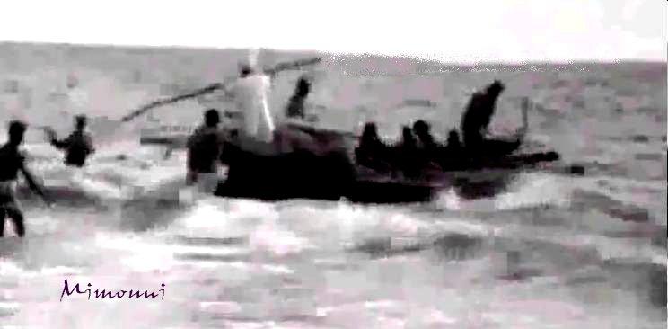 تفنيت 1950 هل خطر علي بالكم أن تعيشوا قصة ألأسلاف صيادو الأسماك بشاطيء تفنيت  في الخمسينيات  Tifnit18
