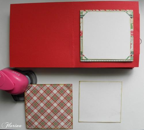 pas à pas d'un mini album de Noël avec Florina  Page_010