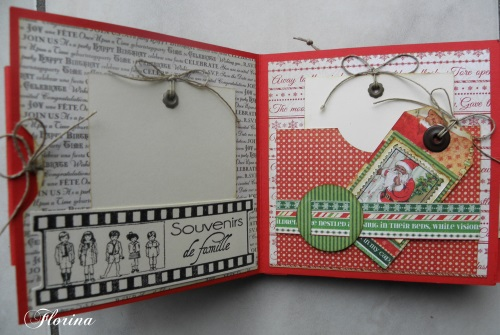 pas à pas d'un mini album de Noël avec Florina  Page_012