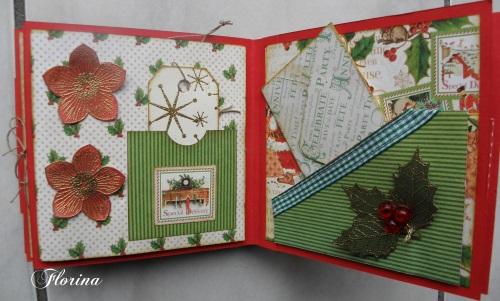 pas à pas d'un mini album de Noël avec Florina  Page_113