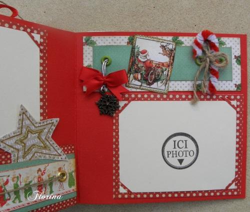 pas à pas d'un mini album de Noël avec Florina  Page_116