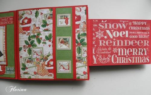 pas à pas d'un mini album de Noël avec Florina  Scrap_15