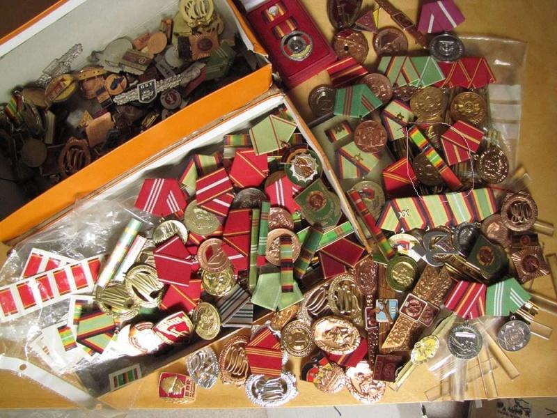 Lot de médailles et insignes. [VENDU] Medail10