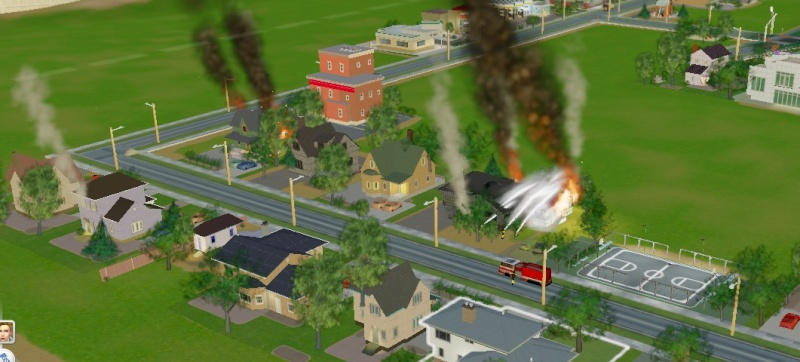 SimCity: Complete Edition  Firesi10