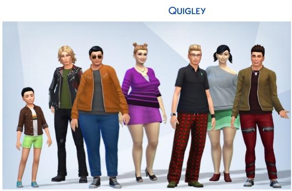 BG's Sims #BGsCreations  Quigle10