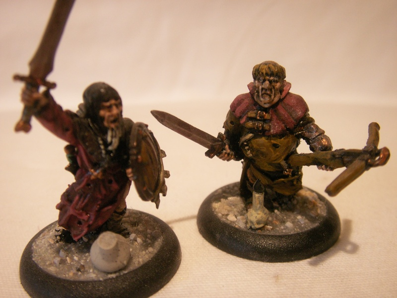 undead - LF Thrall/Squire miniature for undead warband Ben_1311