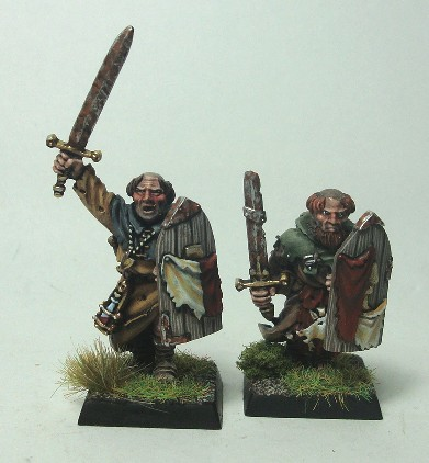 undead - LF Thrall/Squire miniature for undead warband Plerin10