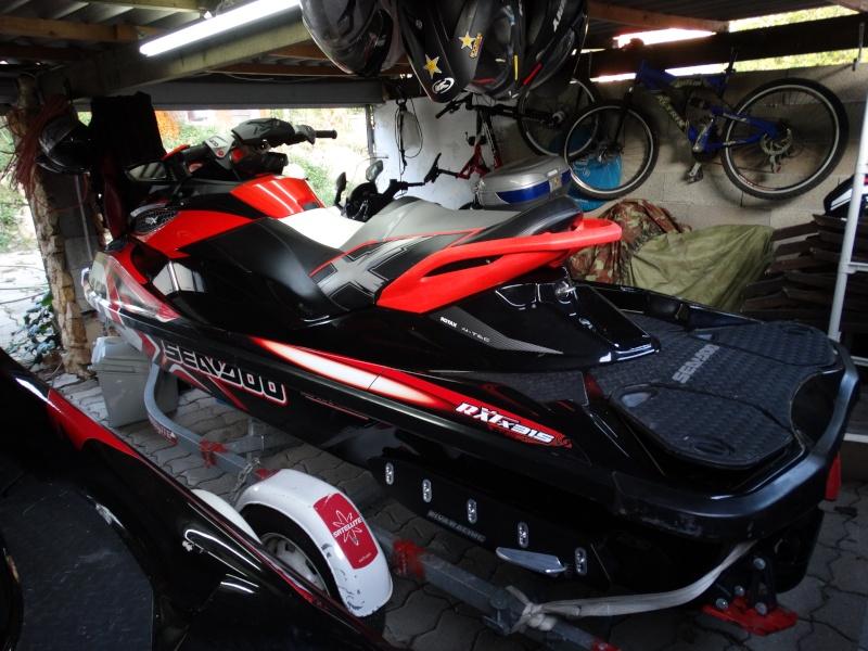 Seadoo RXT X 260 RS 6800€ / 2010 Dsc00011