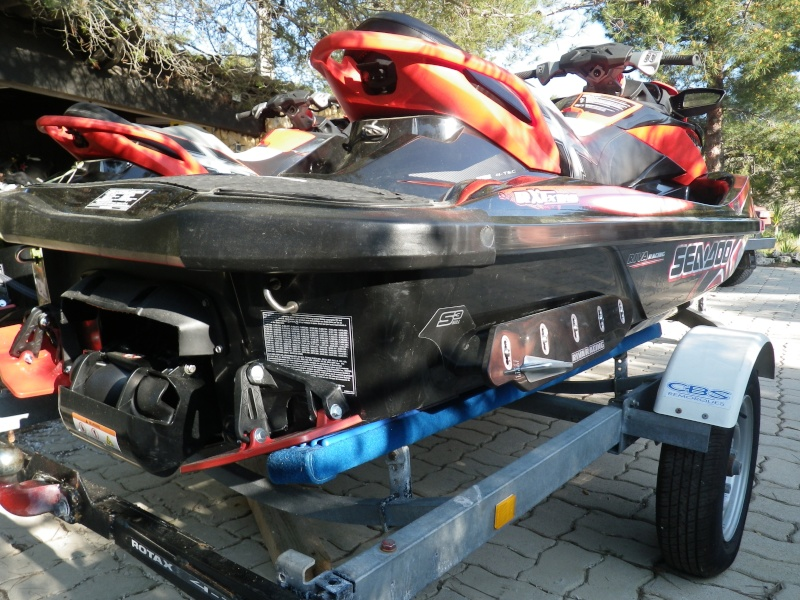 Seadoo RXT X 260 RS 6800€ / 2010 Imgp0811