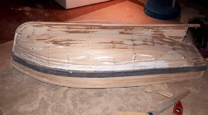 bateau de pèche Atlantis année 1960 env.... 20181122