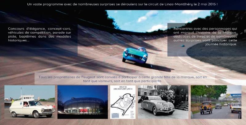 2 et 3 Mai 2015 Festival Peugeot à Montlhery Aventu11