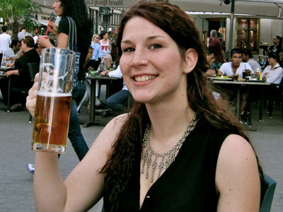 Charlotte Wessels (ou Chacha pour les intimes) Charlo12