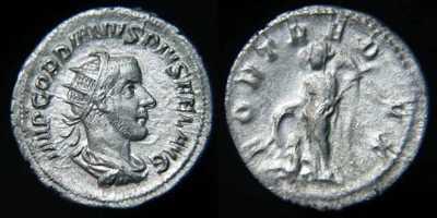 Antoninien curieux de Gordien III Gordie10