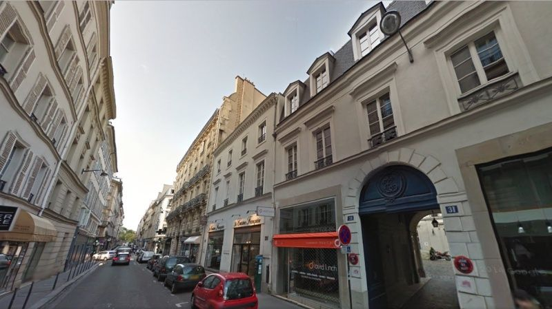 Le logement de Fersen à Paris Captur22