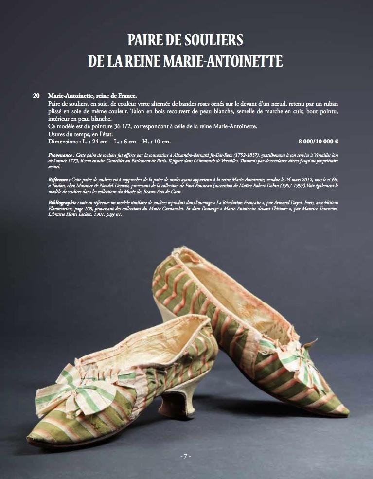 Les souliers et chaussures de Marie-Antoinette  - Page 2 Image_11