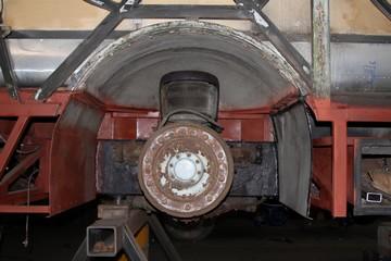 Rénovation d'un Van Hool AG280 de la Société Nationale des Chemins de Fer Vicinaux (5748) 2014_013
