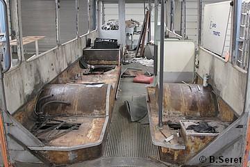Rénovation d'un Van Hool AG280 de la Société Nationale des Chemins de Fer Vicinaux (5748) 2014_015