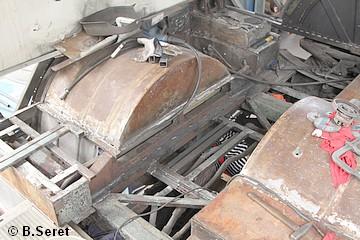 Rénovation d'un Van Hool AG280 de la Société Nationale des Chemins de Fer Vicinaux (5748) 2014_016