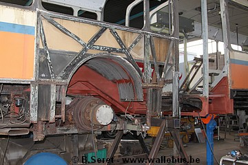 Rénovation d'un Van Hool AG280 de la Société Nationale des Chemins de Fer Vicinaux (5748) 2014_020