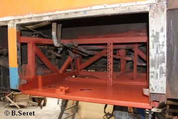 Rénovation d'un Van Hool AG280 de la Société Nationale des Chemins de Fer Vicinaux (5748) 2014_021